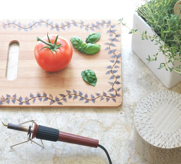 Best ideas about DIY Wood Burning Tool . Save or Pin 17 Best images about DIY Wood Burned Cutting Boards on Now.