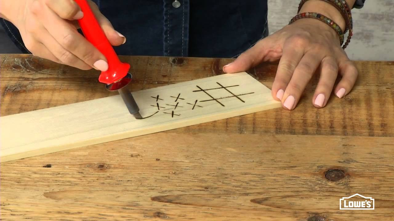 Best ideas about DIY Wood Burning Tool . Save or Pin How To Wood Burn Now.
