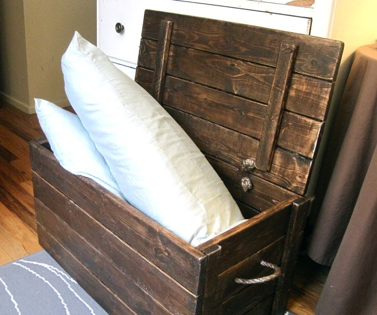 Best ideas about DIY Wood Chest Plans . Save or Pin 57 best DIY Trunk Chest Projects & Plans images on Now.