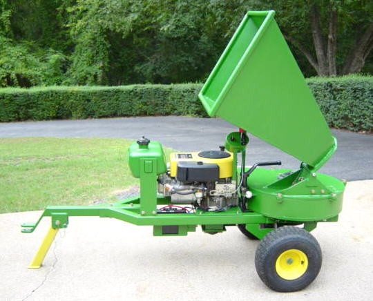 Best ideas about DIY Wood Chippers . Save or Pin Steve Bedair s Wood Chipper Now.