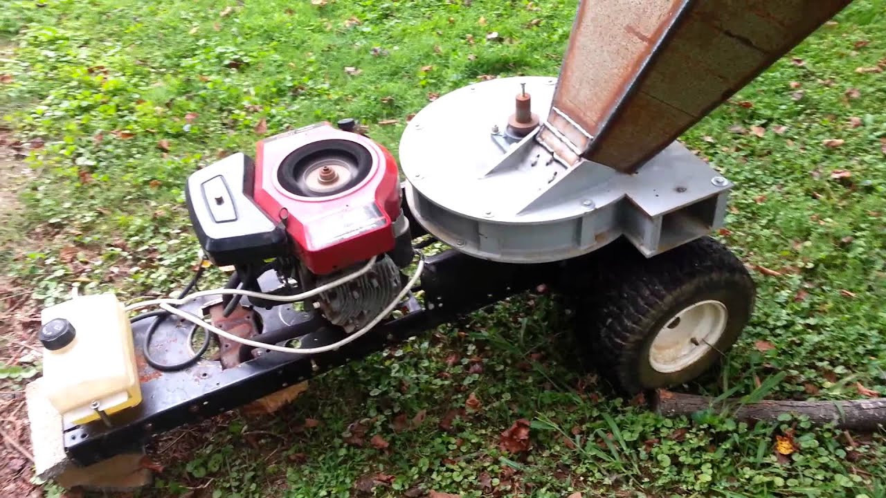 Best ideas about DIY Wood Chippers . Save or Pin Homemade wood chipper Now.