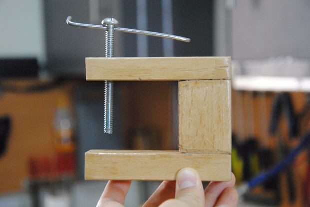 Best ideas about DIY Wood Clamp . Save or Pin Make Your Own Wooden C Clamp Now.