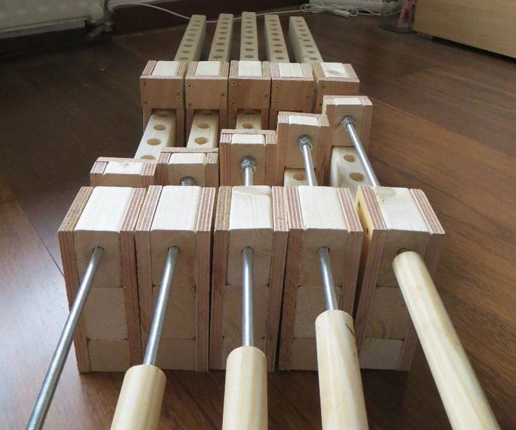 Best ideas about DIY Wood Clamp . Save or Pin 1000 images about Clamps Bar DIY on Pinterest Now.