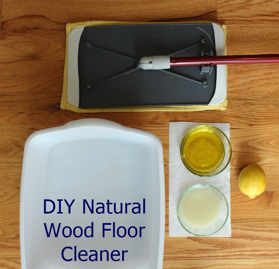 Best ideas about DIY Wood Cleaner . Save or Pin DIY Natural Wood Floor Polishing Cleaner Now.