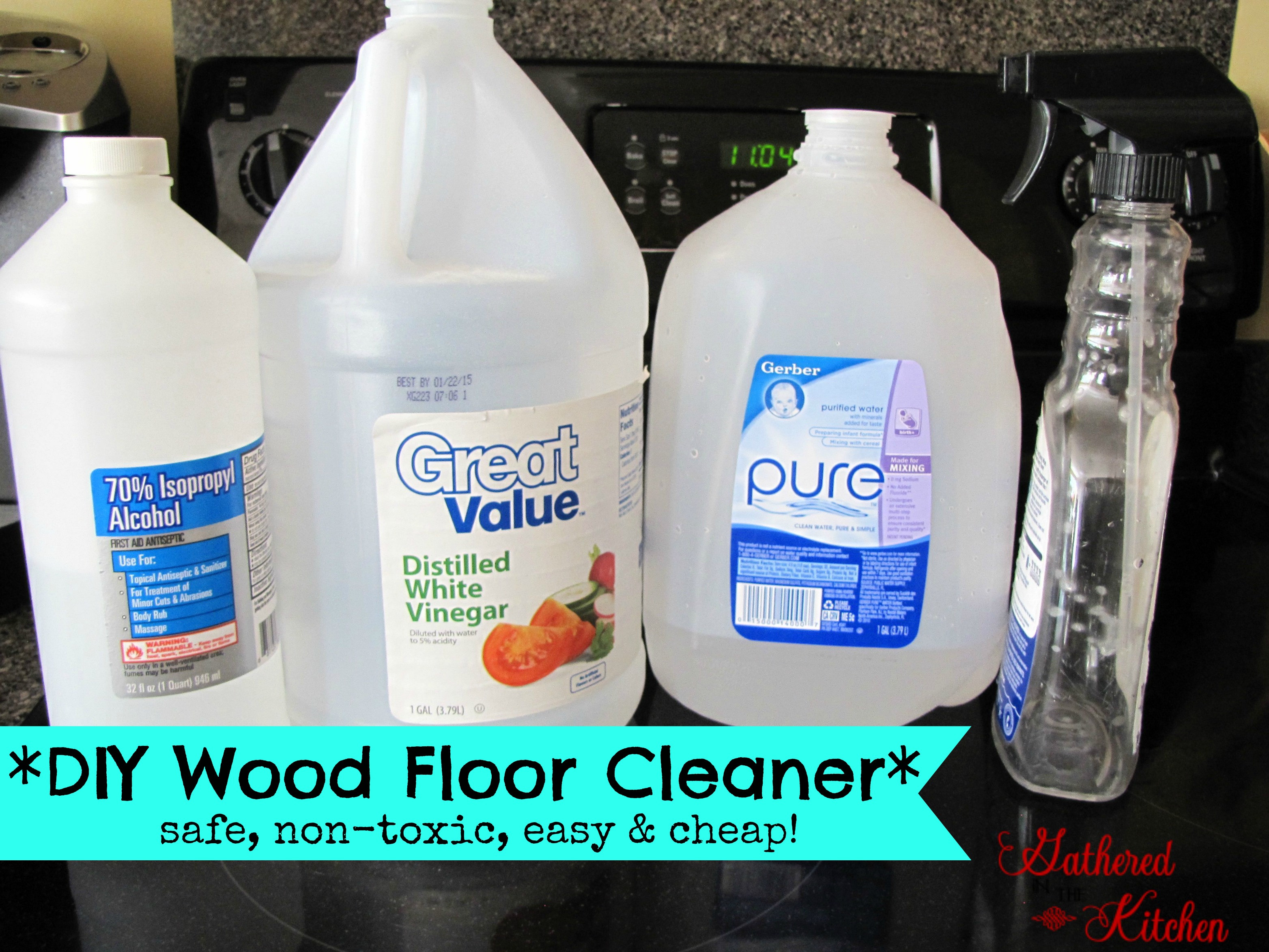 Best ideas about DIY Wood Cleaner . Save or Pin DIY Wood Floor Cleaner safe non toxic easy and cheap Now.