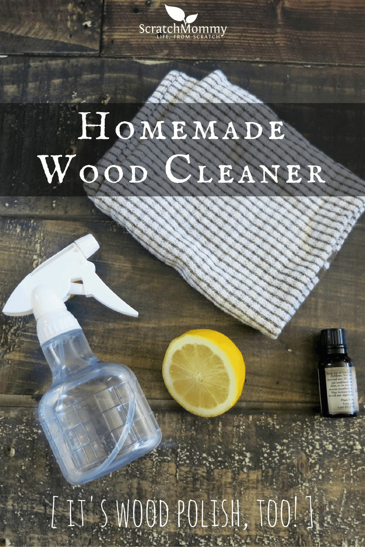 Best ideas about DIY Wood Cleaner . Save or Pin Homemade Wood Cleaner it s wood polish too Now.