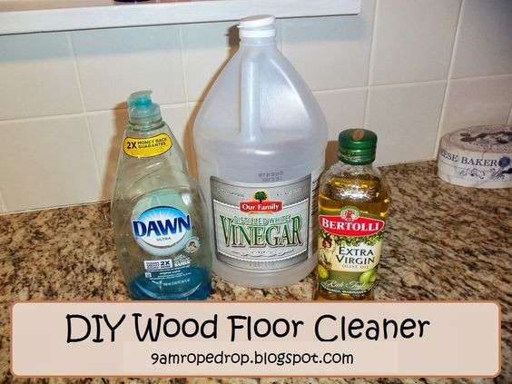 Best ideas about DIY Wood Cleaner . Save or Pin 9am Rope Drop DIY Wood Floor Cleaner Now.