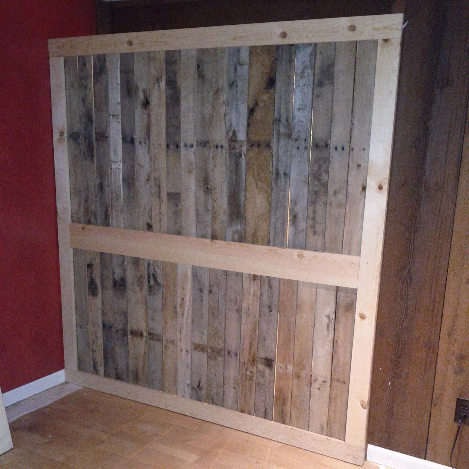 Best ideas about DIY Wood Door . Save or Pin Baker & Brackenridge DIY barn door project Now.