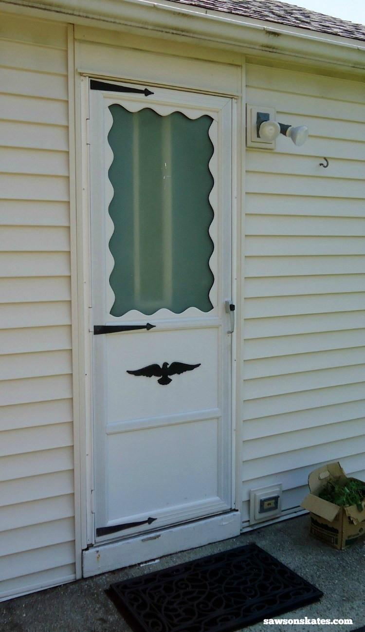 Best ideas about DIY Wood Door . Save or Pin DIY Wood Screen Door Now.