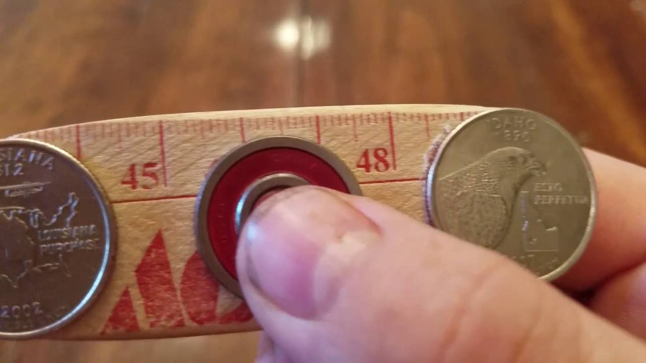 Best ideas about DIY Wood Fidget Spinner . Save or Pin DIY wooden hand spinner fid Now.