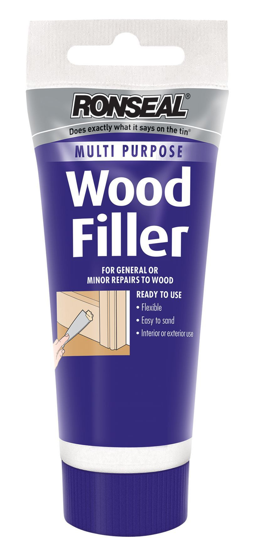 Best ideas about DIY Wood Filler . Save or Pin Ronseal White Wood Filler 100G Departments Now.