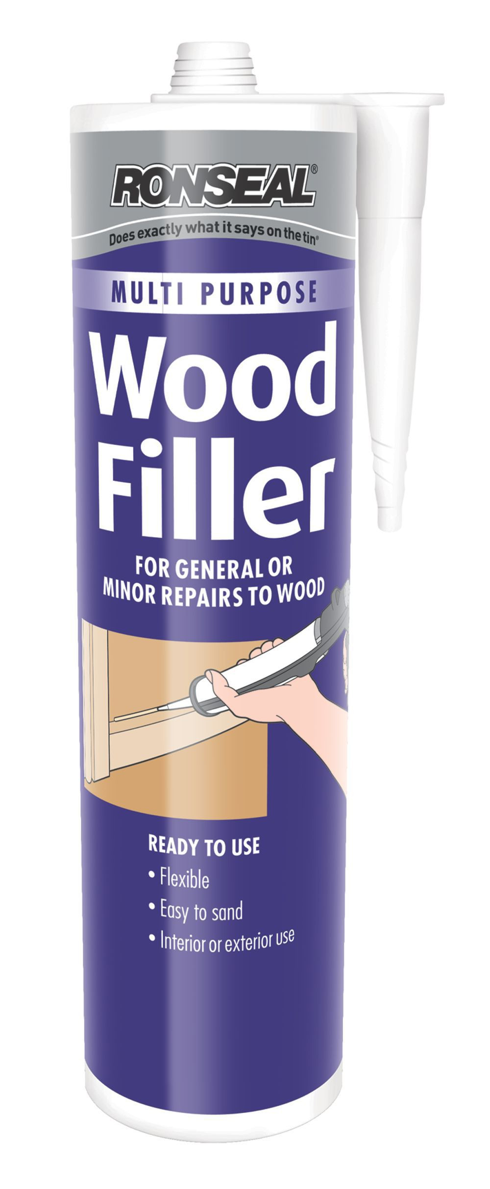 Best ideas about DIY Wood Filler . Save or Pin Ronseal Wood Filler 310ml Departments Now.