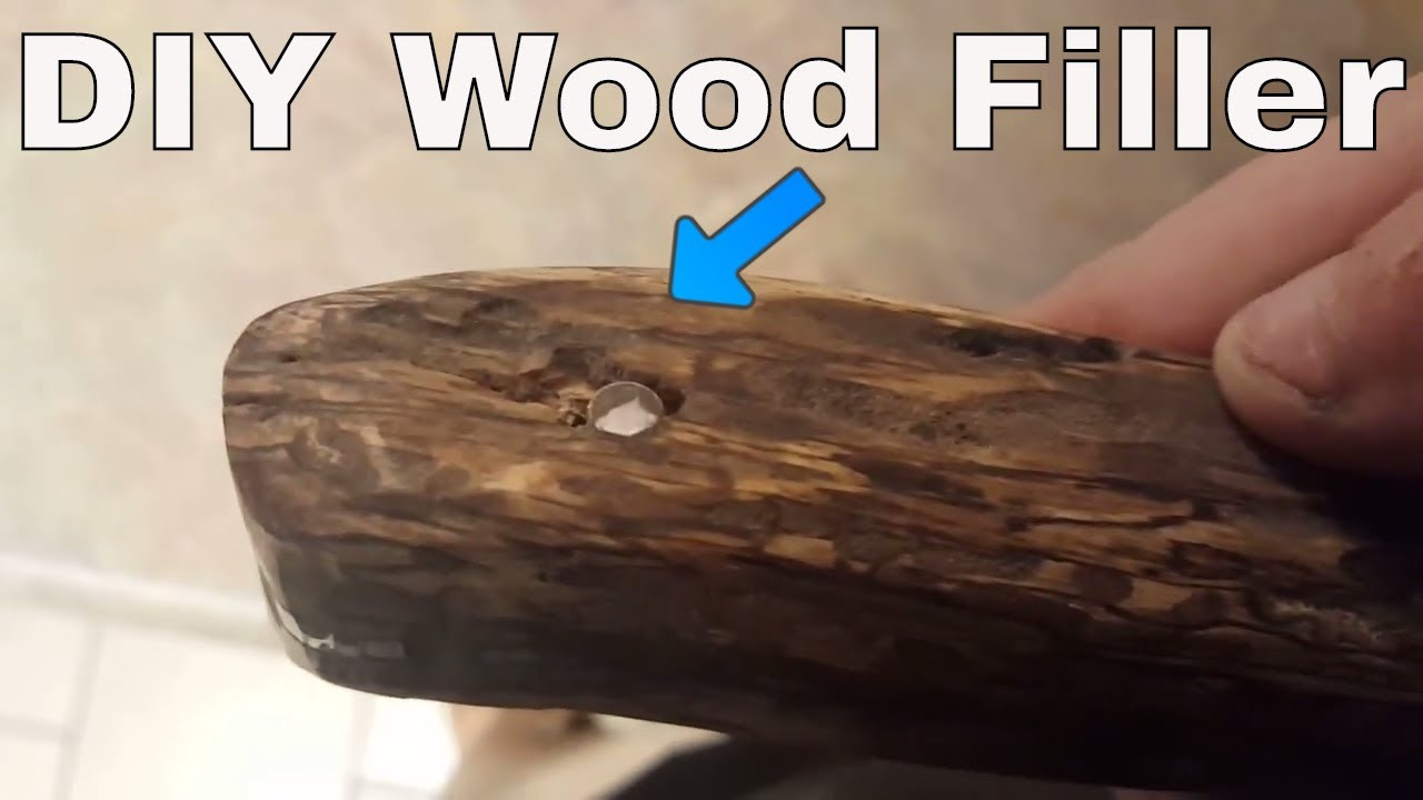 Best ideas about DIY Wood Filler . Save or Pin DIY Epoxy Wood Filler Using Household Products 🛠 Now.