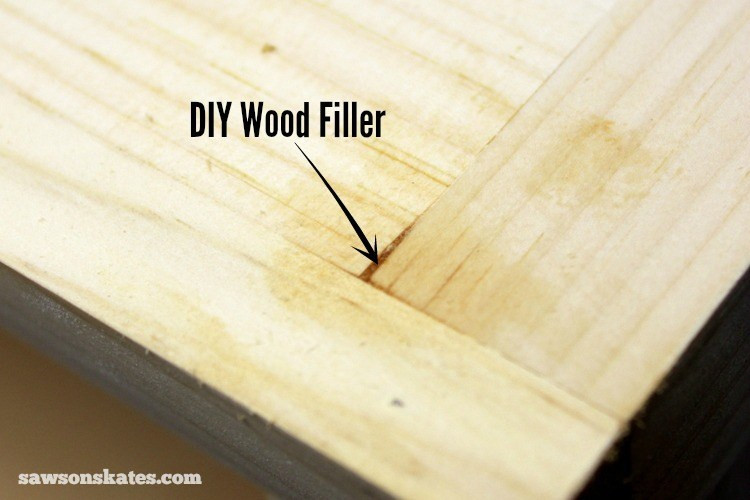Best ideas about DIY Wood Filler . Save or Pin This DIY Wood Filler Will Perfectly plement Your Project Now.