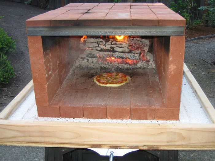 Best ideas about DIY Wood Fired Oven . Save or Pin Build a dry stack wood fired pizza oven fortably in one Now.