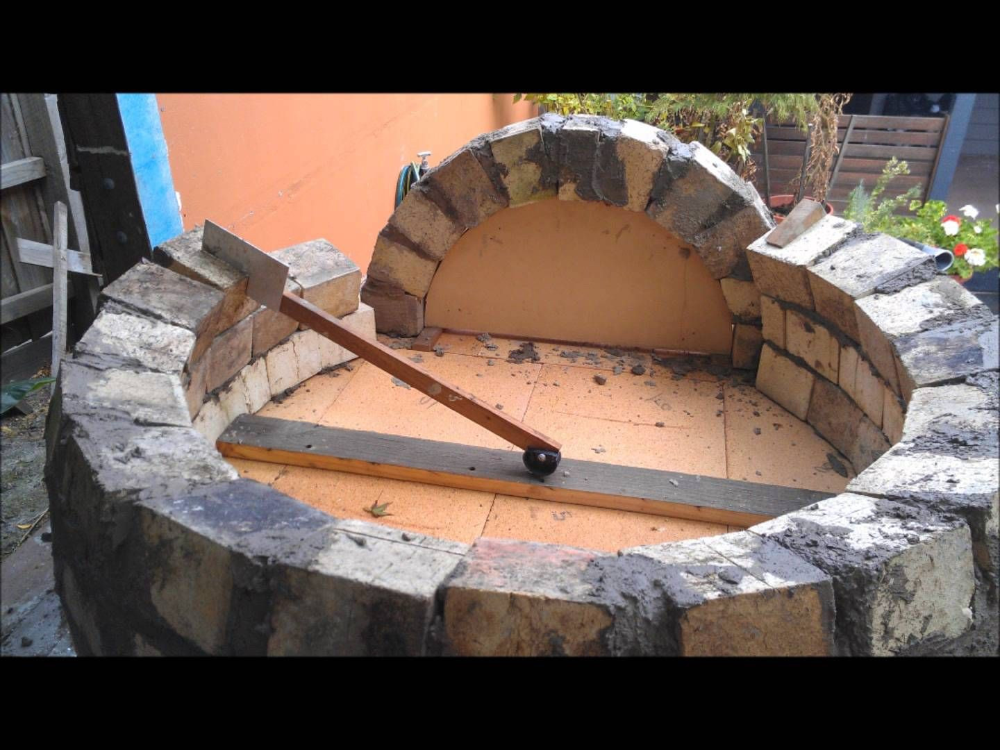 Best ideas about DIY Wood Fired Oven . Save or Pin How to build a wood fired pizza bread oven Now.