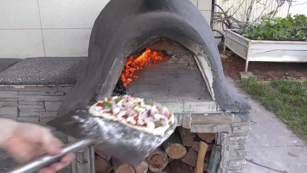 Best ideas about DIY Wood Fired Oven . Save or Pin DIY Wood Fired Pizza Oven for $200 Now.