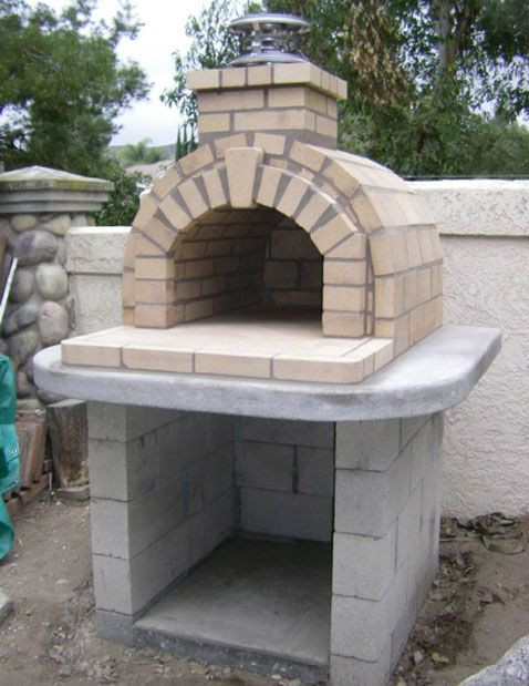 Best ideas about DIY Wood Fired Oven . Save or Pin The Schlentz Family Wood Fired DIY Brick Pizza Oven in Now.