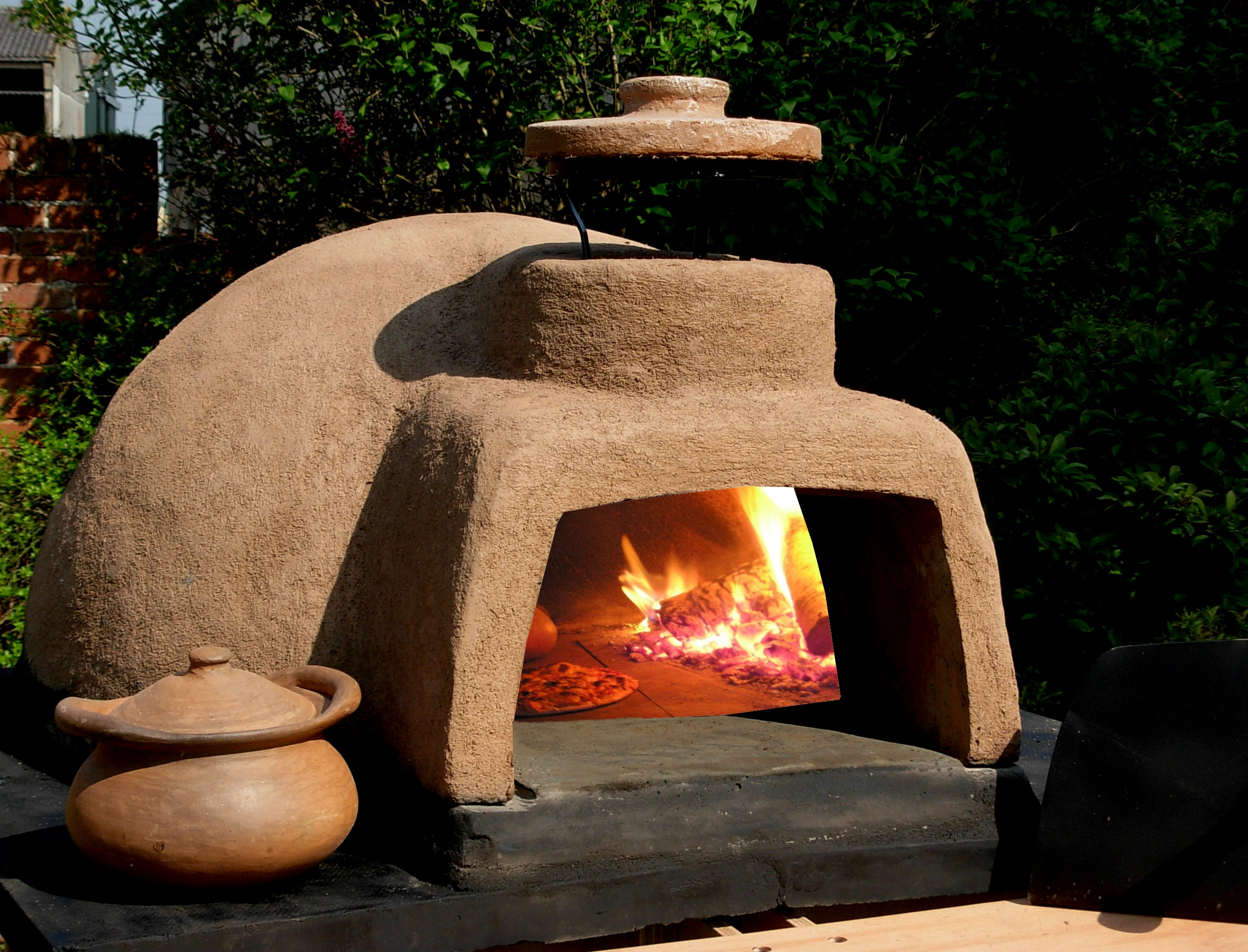 Best ideas about DIY Wood Fired Oven . Save or Pin 15 DIY Pizza Oven Plans For Outdoors Backing – The Self Now.