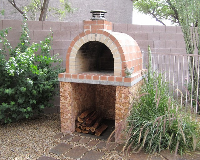 Best ideas about DIY Wood Fired Oven . Save or Pin The Louis Family DIY Wood Fired Brick Pizza Oven in CA by Now.