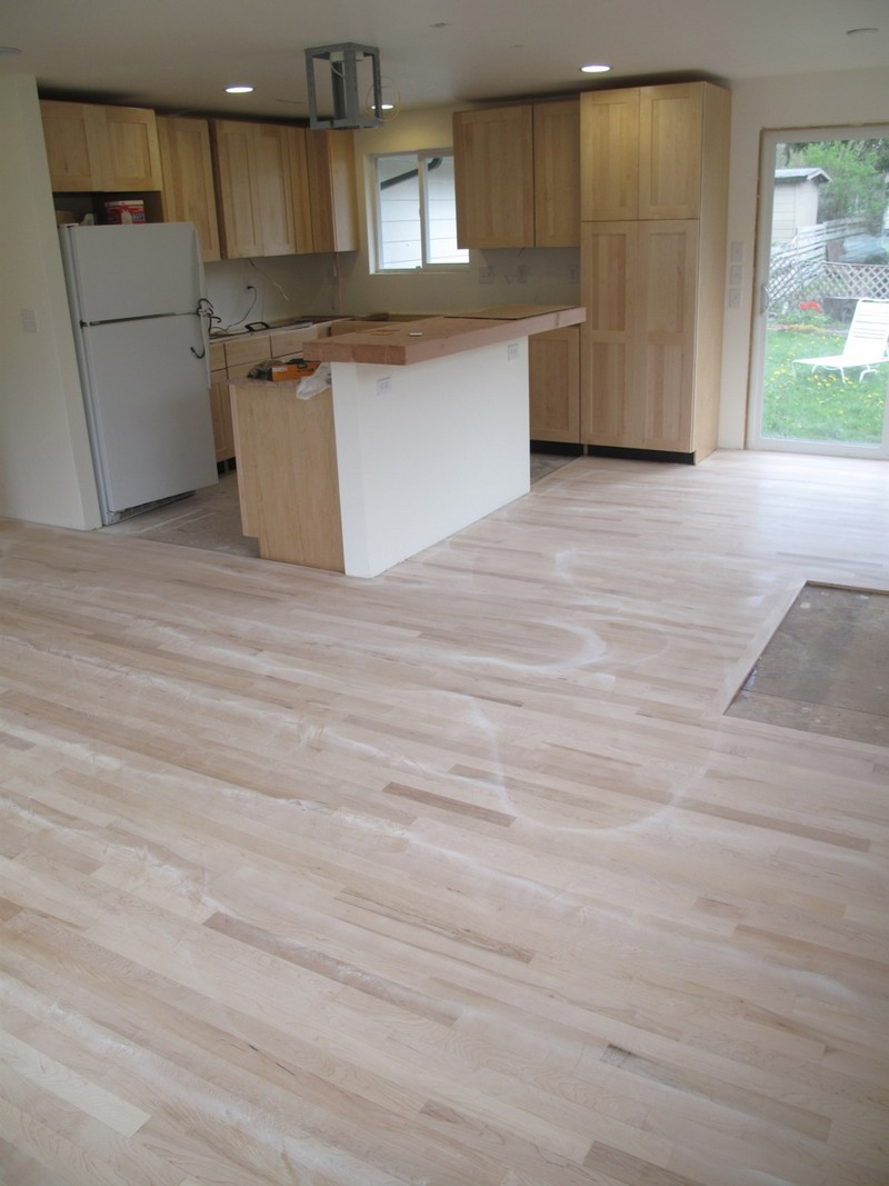 Best ideas about DIY Wood Floors . Save or Pin DIY Reclaimed Wood Flooring Now.