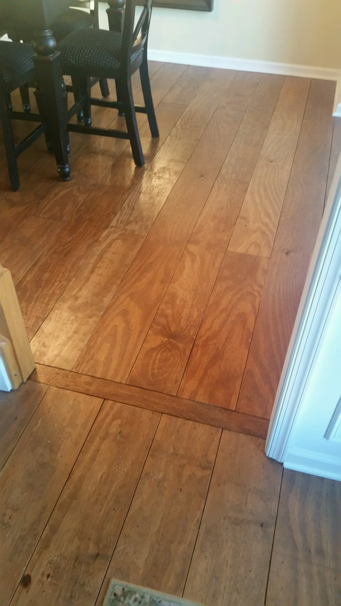 Best ideas about DIY Wood Floors . Save or Pin Remodelaholic Now.