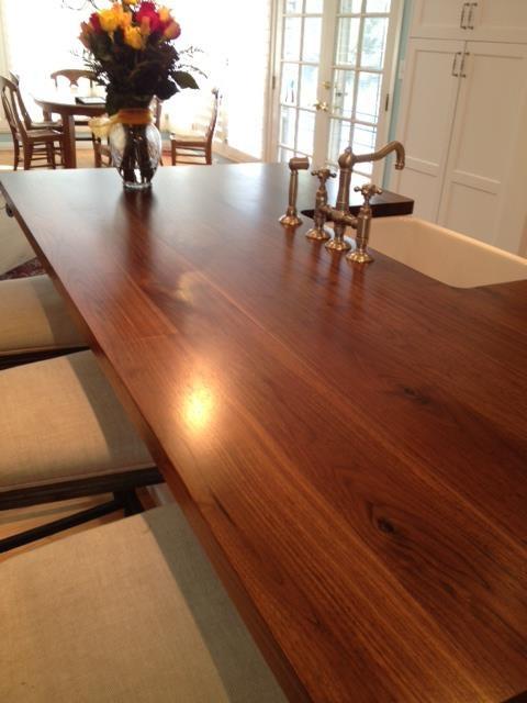 Best ideas about DIY Wood Plank Countertops . Save or Pin 25 best ideas about Diy wood countertops on Pinterest Now.