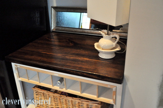 Best ideas about DIY Wood Plank Countertops . Save or Pin DIY wood countertop Now.