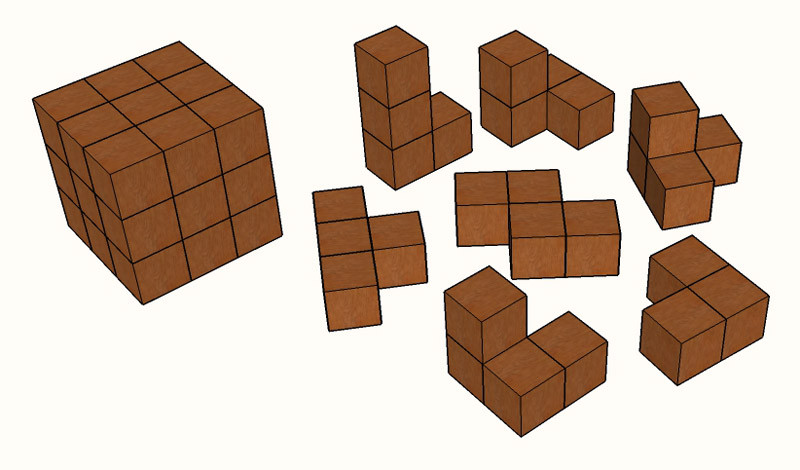 Best ideas about DIY Wood Puzzle . Save or Pin DIY wooden puzzle cube plans Famous Artisan Now.