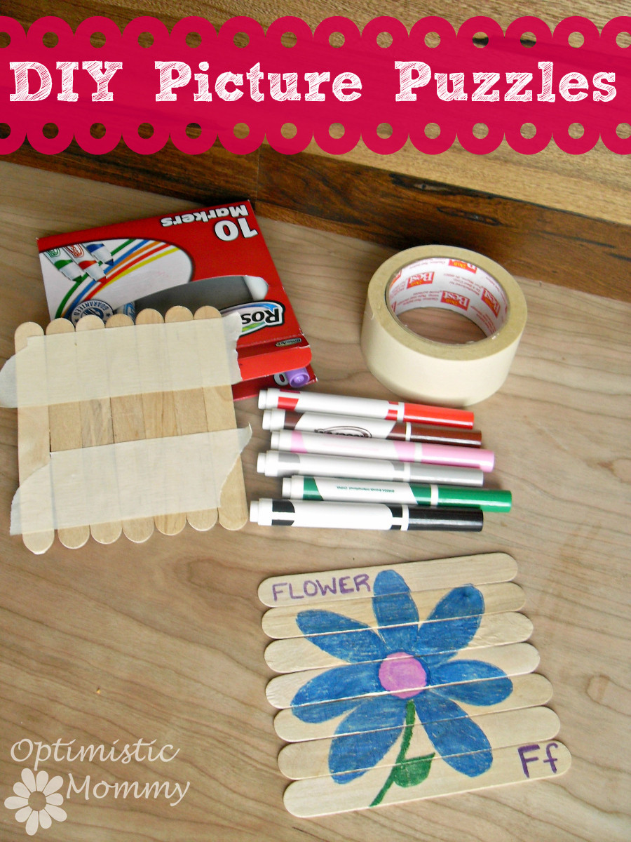 Best ideas about DIY Wood Puzzle . Save or Pin Picture Puzzles DIY Wooden Puzzles Optimistic Mommy Now.