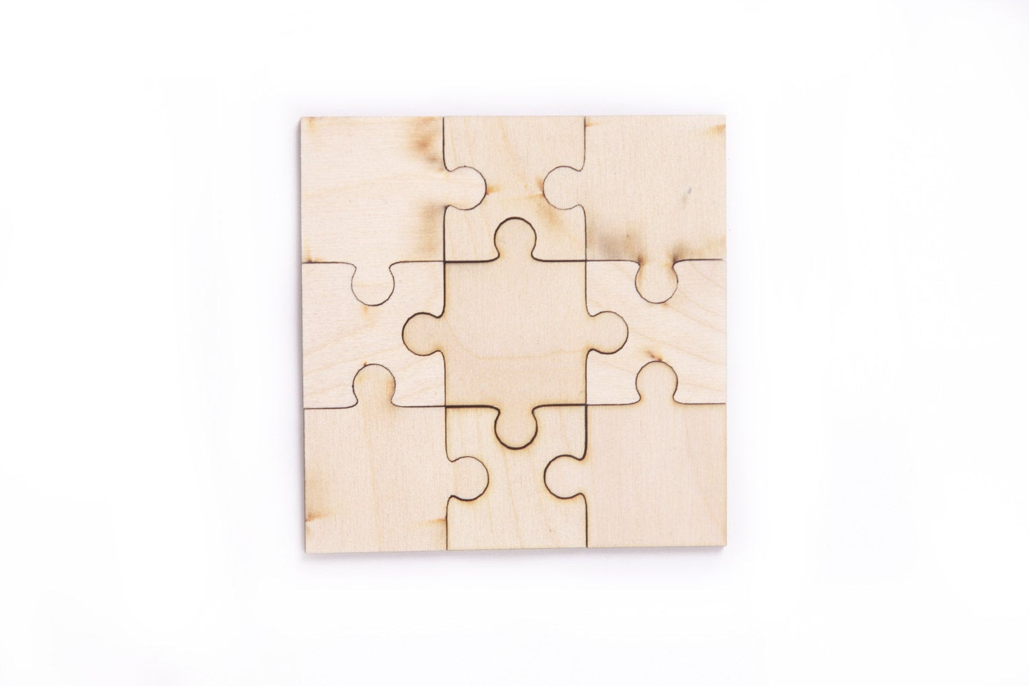 Best ideas about DIY Wood Puzzle . Save or Pin wooden puzzle DIY blank puzzle wooden toy t ideas Now.