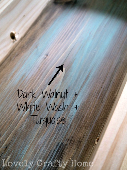 Best ideas about DIY Wood Stain Colors . Save or Pin DIY Weathered Table Finish Now.