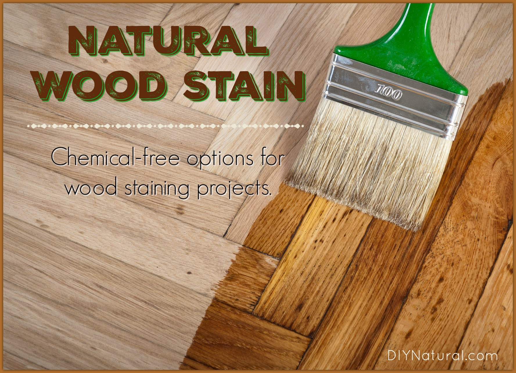Best ideas about DIY Wood Stain Colors . Save or Pin Homemade Wood Stain Learn To Make Natural Stain At Home Now.