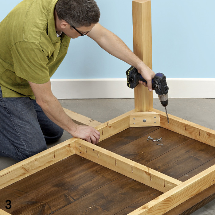 Best ideas about DIY Wood Table Legs . Save or Pin DIY Dining Table Set Now.