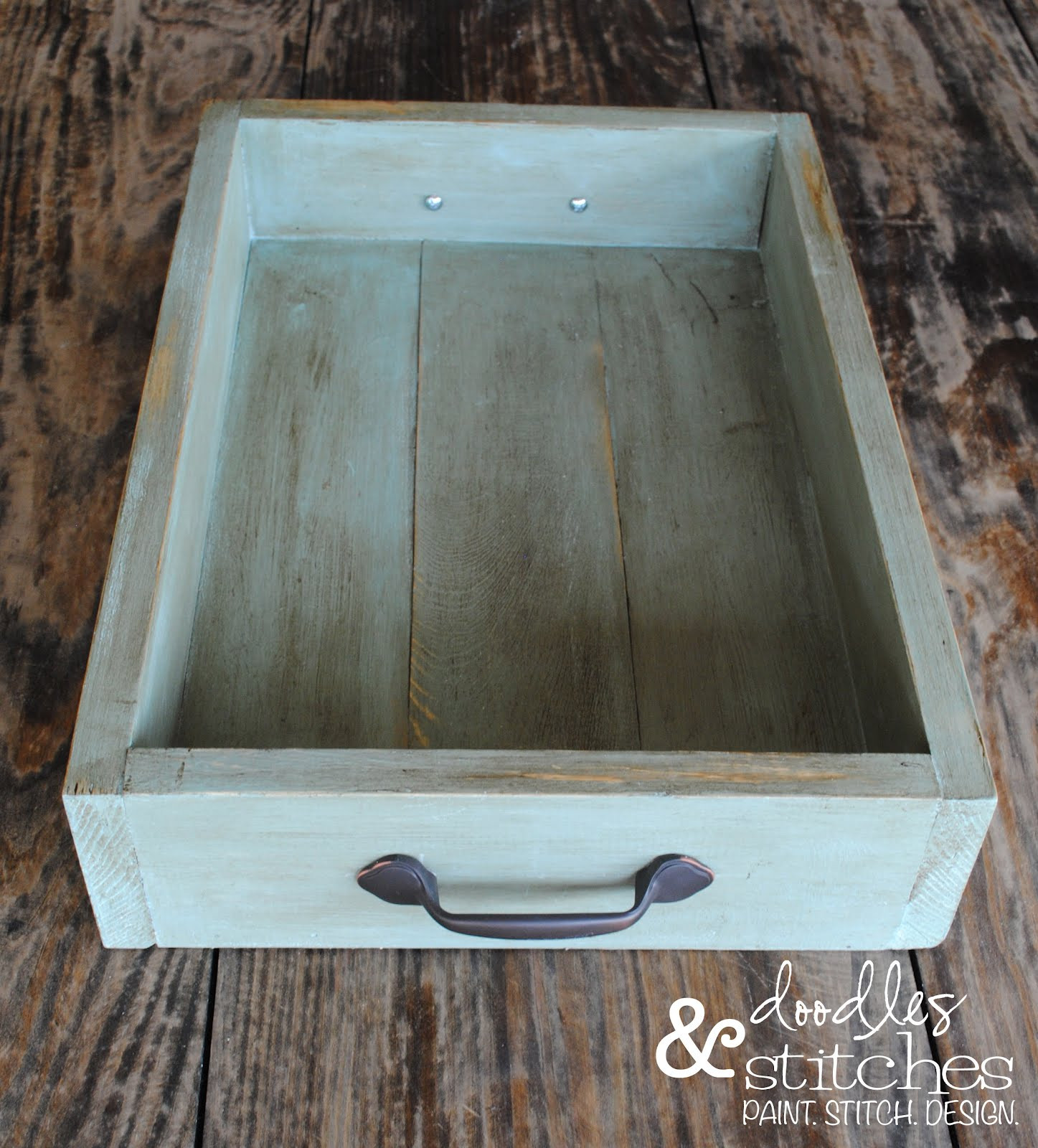 Best ideas about DIY Wood Trays . Save or Pin DIY Wooden Casserole Tray Doodles & Stitches Now.