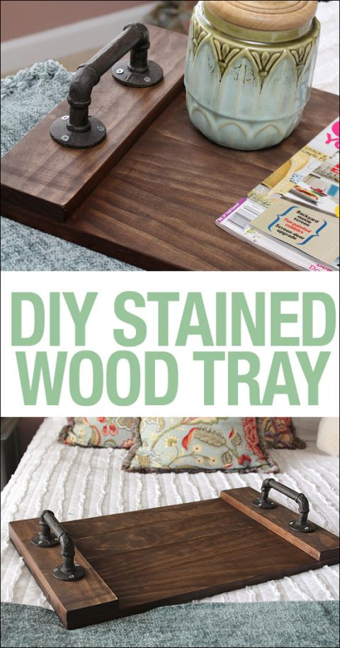 Best ideas about DIY Wood Trays . Save or Pin Best 25 Wooden trays ideas on Pinterest Now.