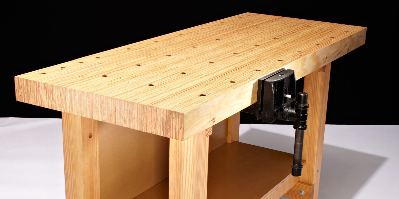 Best ideas about DIY Wood Work . Save or Pin How to Build This DIY Workbench Now.