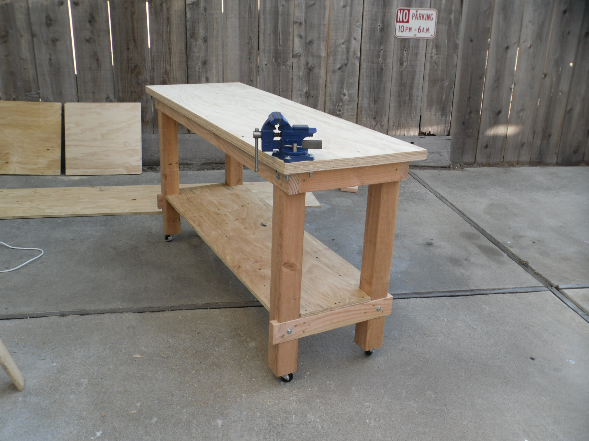 Best ideas about DIY Wood Work . Save or Pin bicycle repair workbench Now.