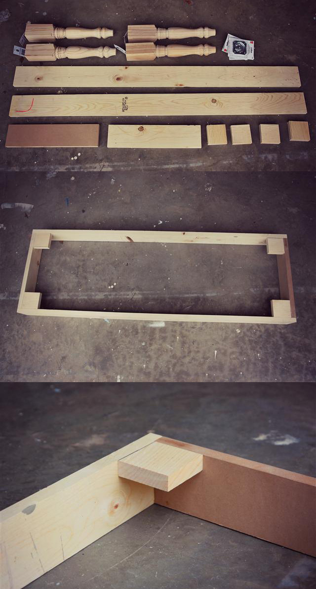 Best ideas about DIY Wood Work . Save or Pin DIY Friday Custom Bench in a Million Styles Now.