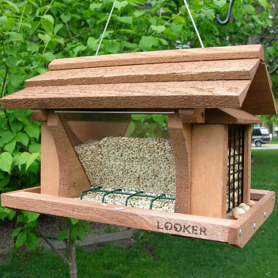 Best ideas about DIY Wooden Bird Feeder . Save or Pin Attracting Birds to Your Feeder Yard Envy Now.