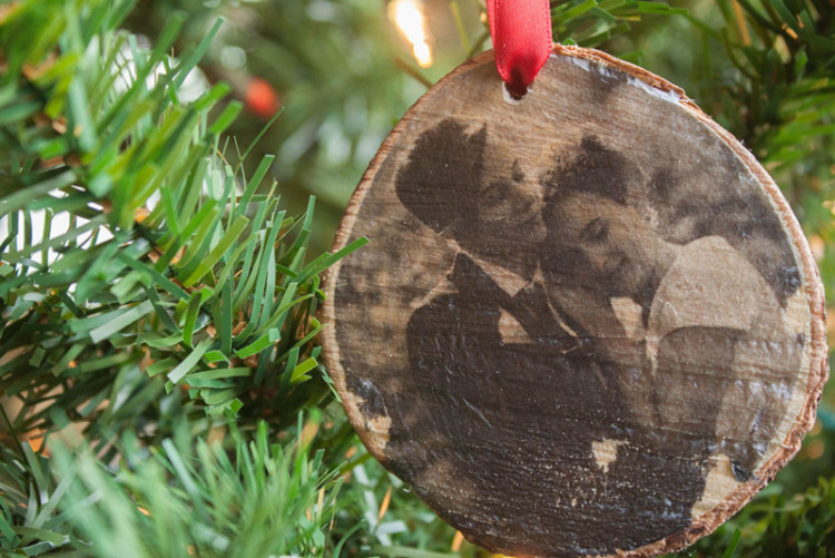 Best ideas about DIY Wooden Christmas Ornaments . Save or Pin 30 DIY Rustic Christmas Ornaments Ideas Now.