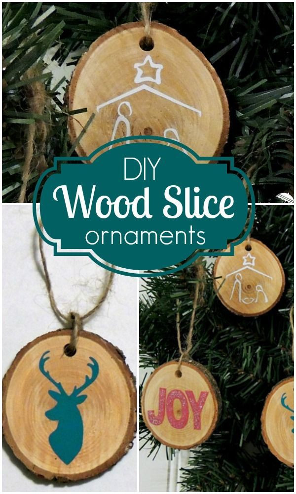 Best ideas about DIY Wooden Christmas Ornaments . Save or Pin 1000 images about Easy Craft Ideas on Pinterest Now.