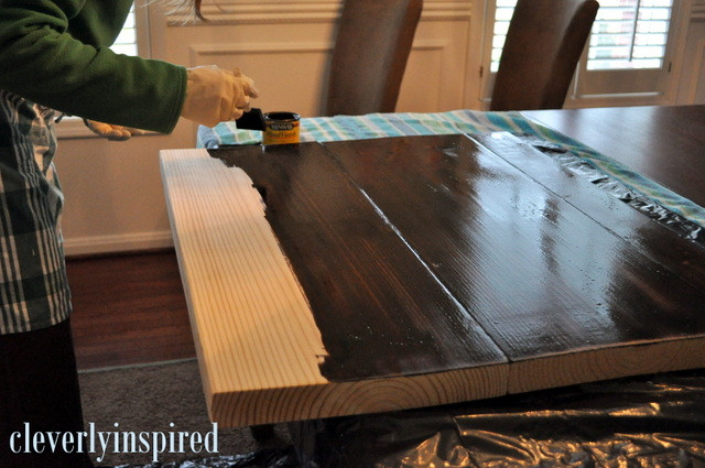 Best ideas about DIY Wooden Countertops . Save or Pin DIY wood countertop Now.