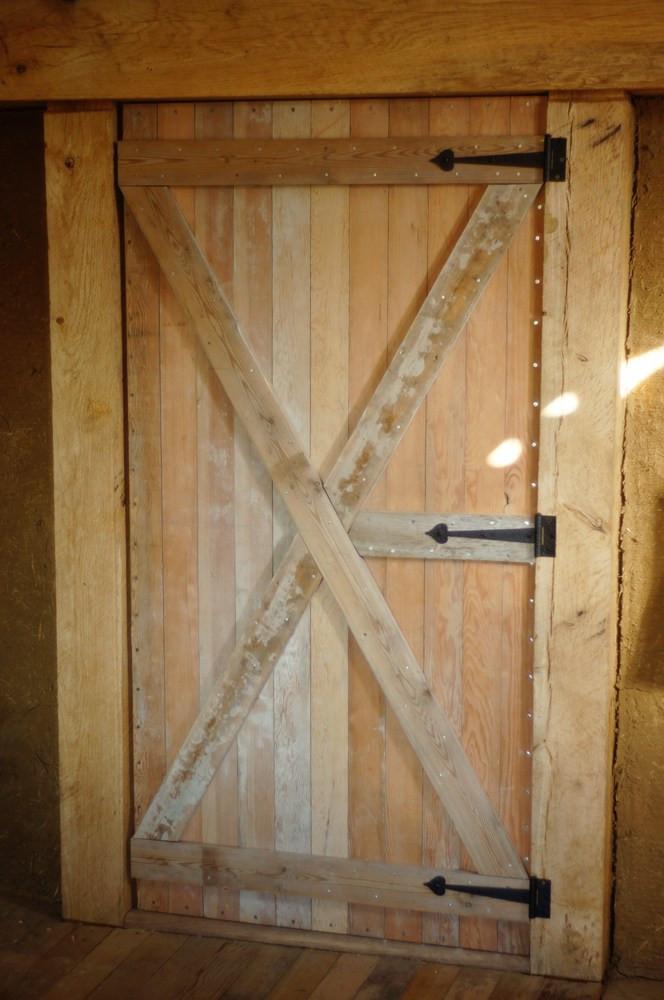 Best ideas about DIY Wooden Doors . Save or Pin Heavy Duty Homemade Door Design Now.