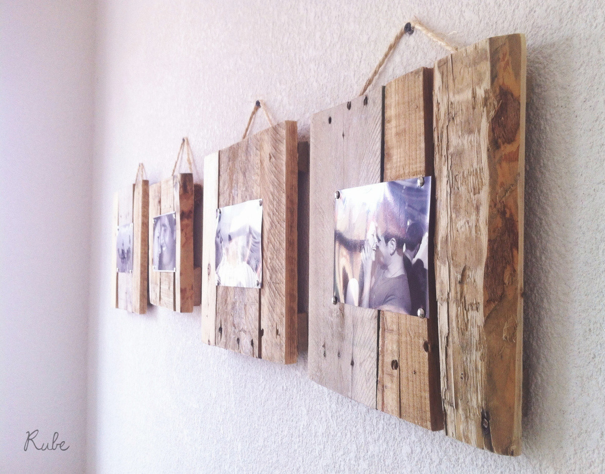 Best ideas about DIY Wooden Frames . Save or Pin DIY wooden frames Now.