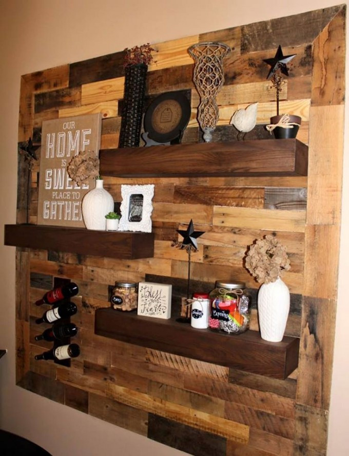 Best ideas about DIY Wooden Ideas . Save or Pin The Best DIY Wood & Pallet Ideas Kitchen Fun With My 3 Sons Now.