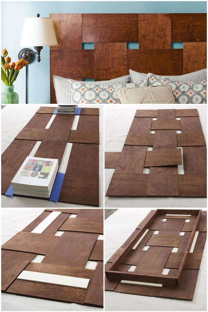 Best ideas about DIY Wooden Ideas . Save or Pin 78 Superb DIY Headboard Ideas for Your Beautiful Room Now.