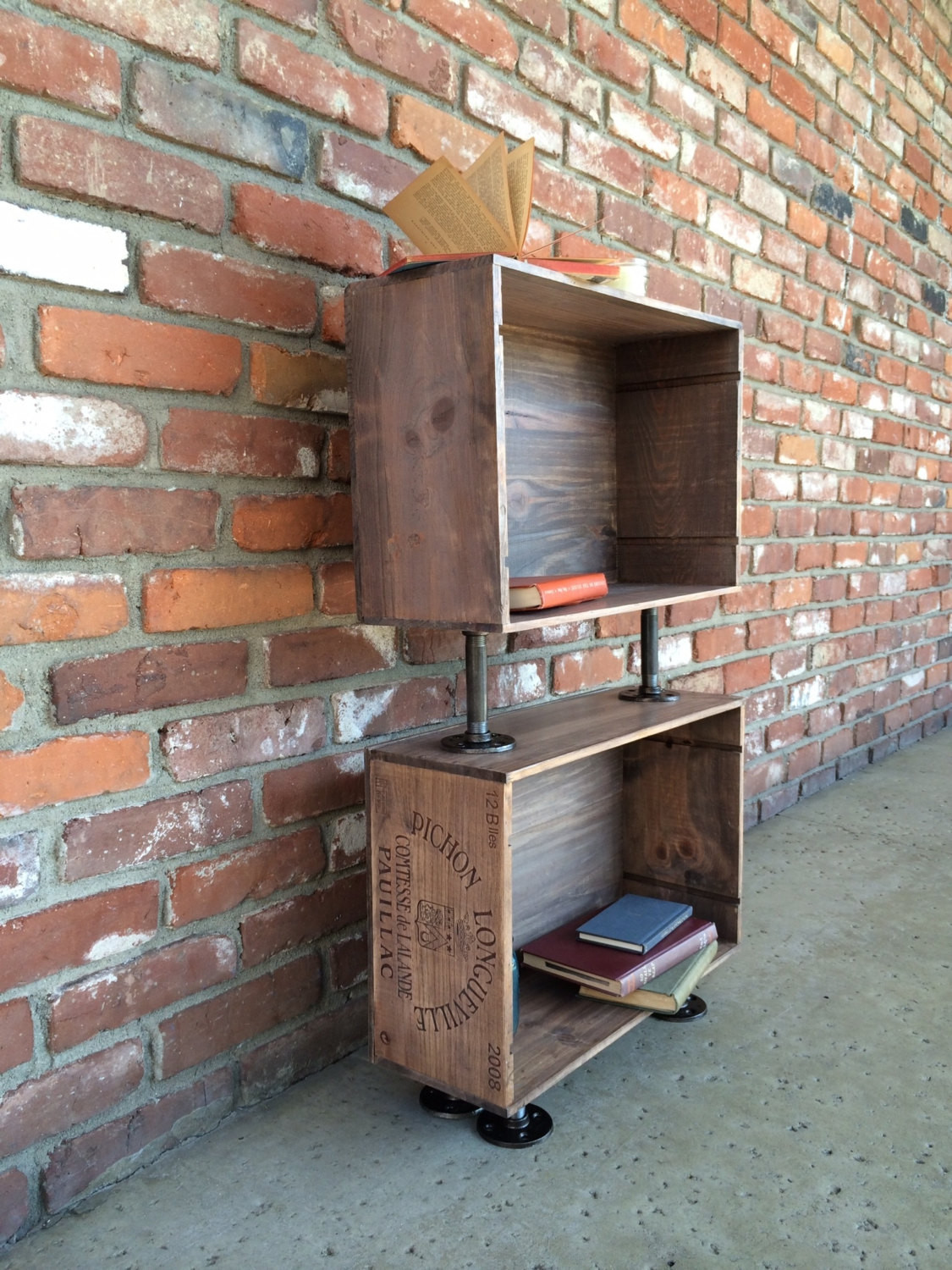 Best ideas about DIY Wooden Ideas . Save or Pin 16 Handy DIY Projects From Old Wooden Crates Style Now.
