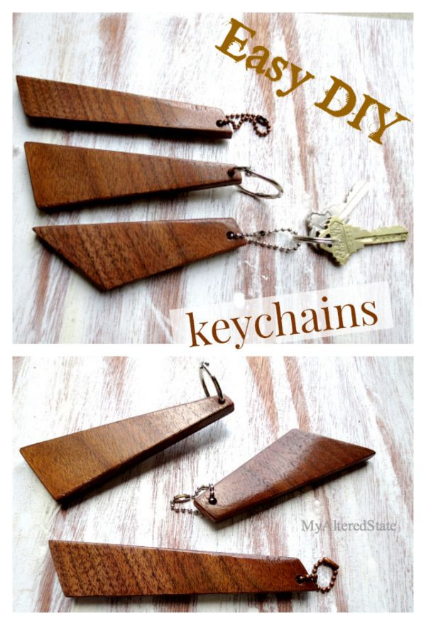 Best ideas about DIY Wooden Ideas . Save or Pin 25 best Keychain ideas on Pinterest Now.