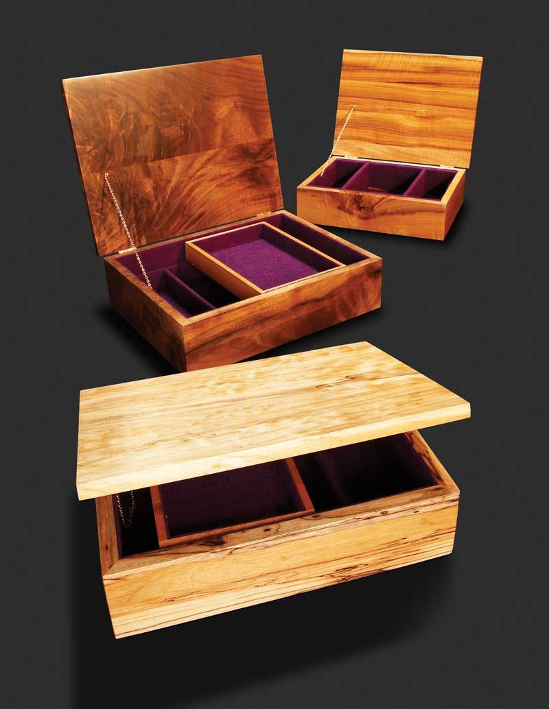 Best ideas about DIY Wooden Jewellery Box . Save or Pin How to Make a Basic Jewelry Box from Scratch Now.
